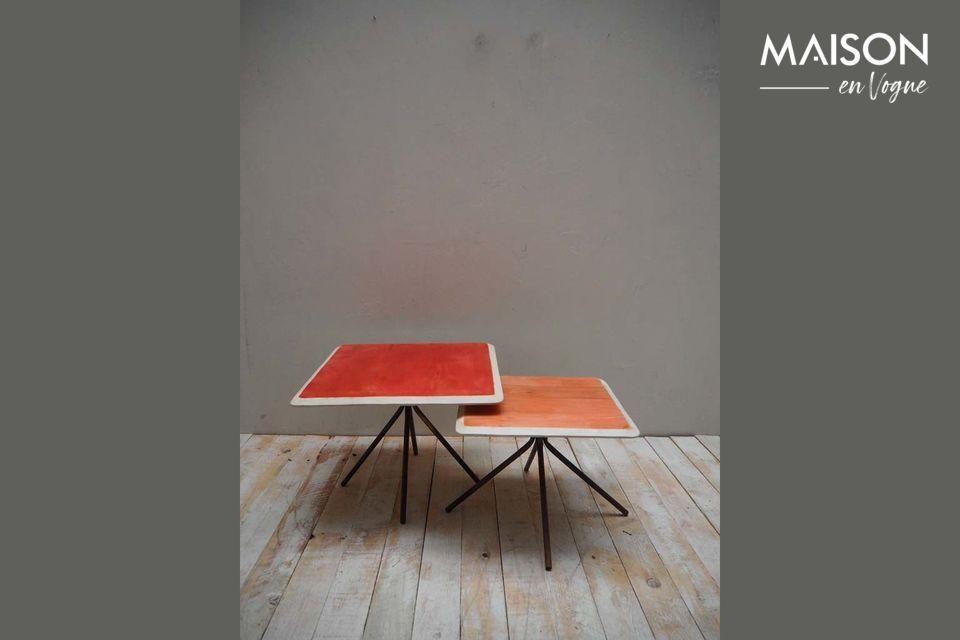 Serie di due tavolo da salotto da caffè Chehoma