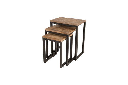 Set di 3 Suri tavolini Foto ritagliata