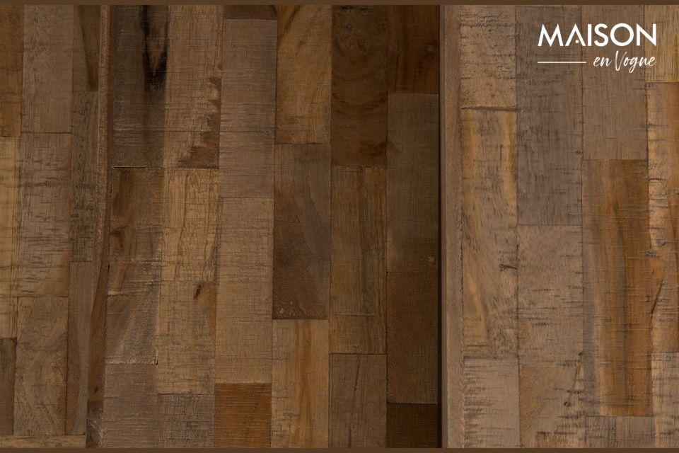 Un tavolino dalle linee moderne ed eleganti