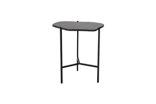 Svea Tavolino in marmo nero Foto ritagliata