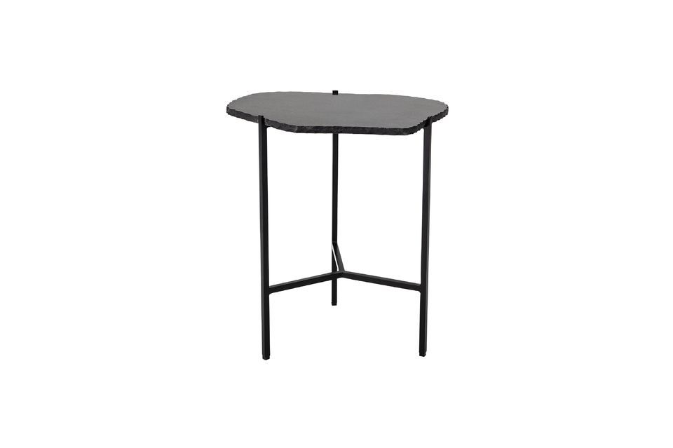 Svea Tavolino in marmo nero Bloomingville