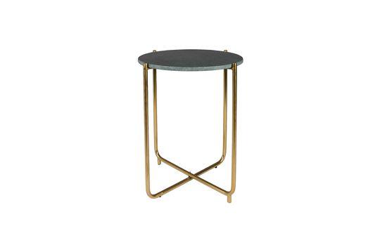 Timpa Tavolino in marmo verde Foto ritagliata
