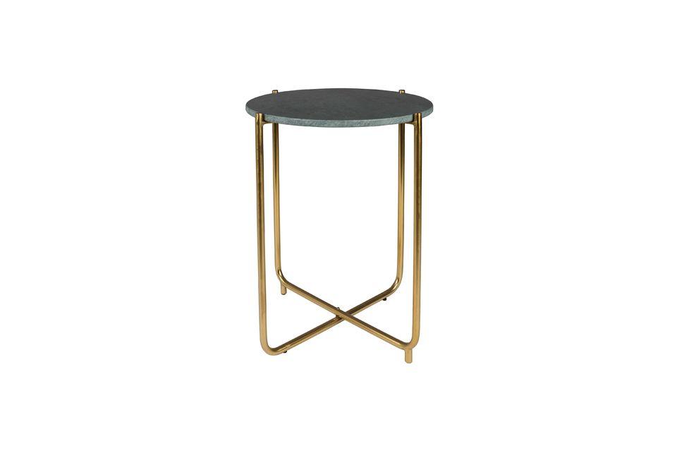 Timpa Tavolino in marmo verde - 8