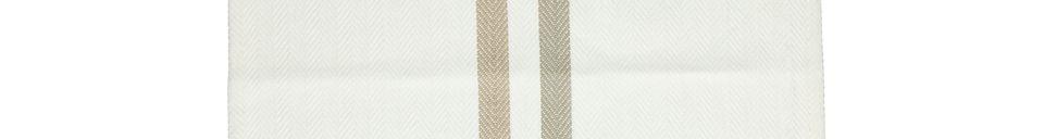 Materiali prima di tutto Tizia Tovagliette in cotone