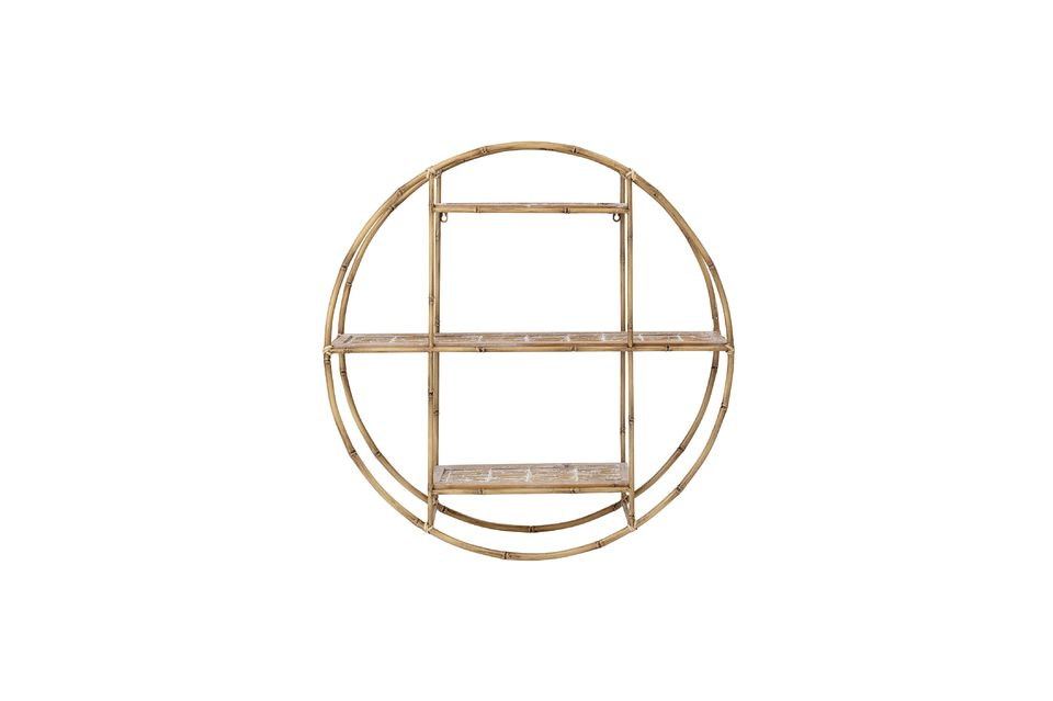 La sua forma rotonda aggiungerà un tocco di originalità alla vostra decorazione