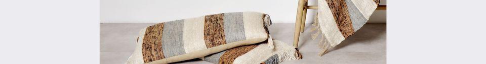 Materiali prima di tutto Zahir Ctiro al cotone